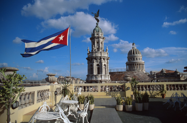 Cuba: cinquanta sfumature di rosso