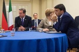 La bugia di Renzi sul fallimentare semestre di presidenza Ue