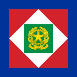Bandiera presidenziale - versione 2000