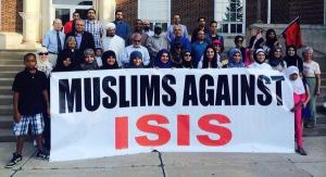 Islam against isis