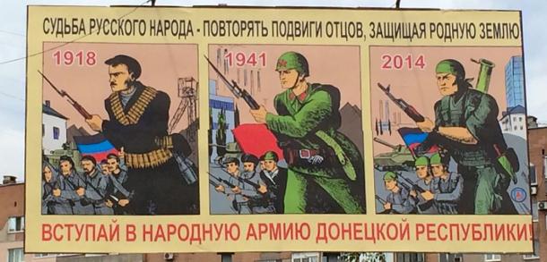 """Donbass e Repubblica Sociale, quell'ipocrisia delle etichette """"sinistrate"""""""