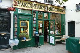 Shakespeare&Co, una libreria parigina