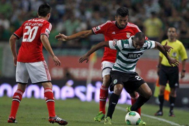 Derby del mondo:Benfica vs Sporting Lisbona
