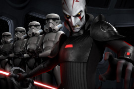 STAR WARS REBELS: Torquemada joins the Rebellion!