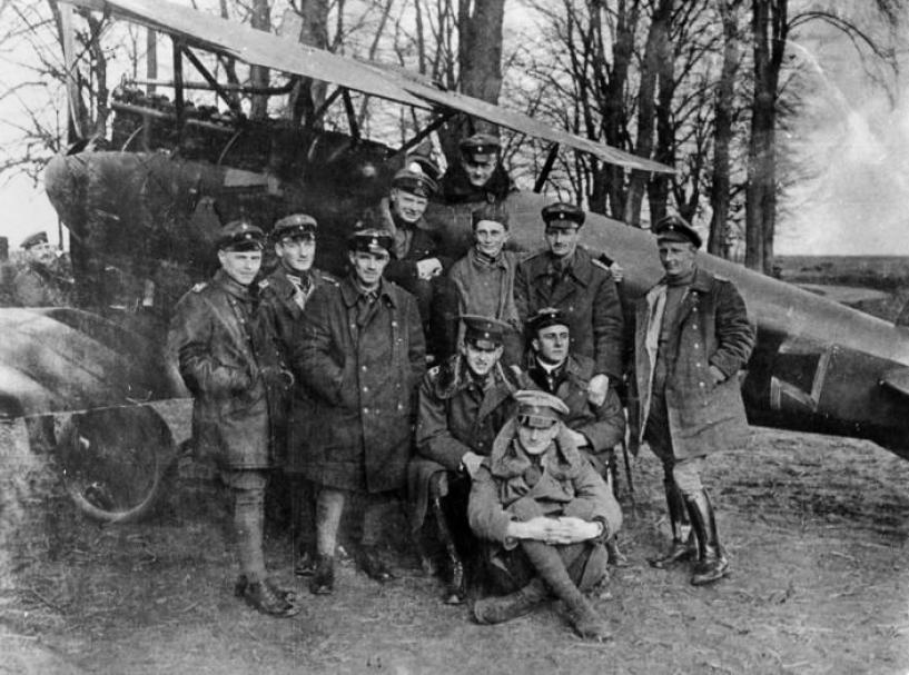 Manfred von Richthofen, il Barone Rosso