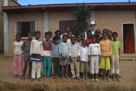 Paolinelli e l'Università Cattolica del Madagascar
