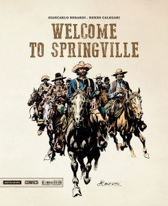 Wellcome to Springville cover