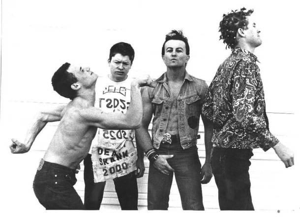 La decostruzione in birreria. Fear – The record (1982)