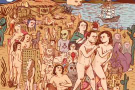 Inferno, attualità e paradiso attraverso gli occhi dell'Idiota. Giovanni Truppi – Giovanni Truppi (Woodworm, 2015)