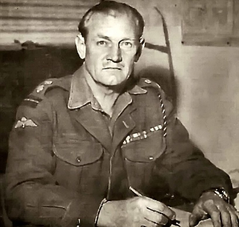 "John ""Mad Jack"" Churchill"