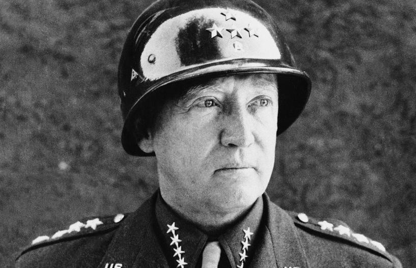 George S. Patton, il Generale d'Acciaio