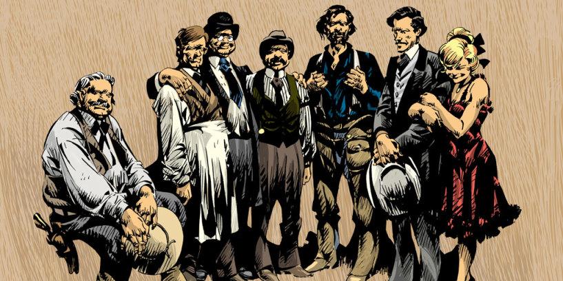 C'era una volta il West: Antologia di Springville