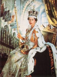Incoronazione Elisabetta II