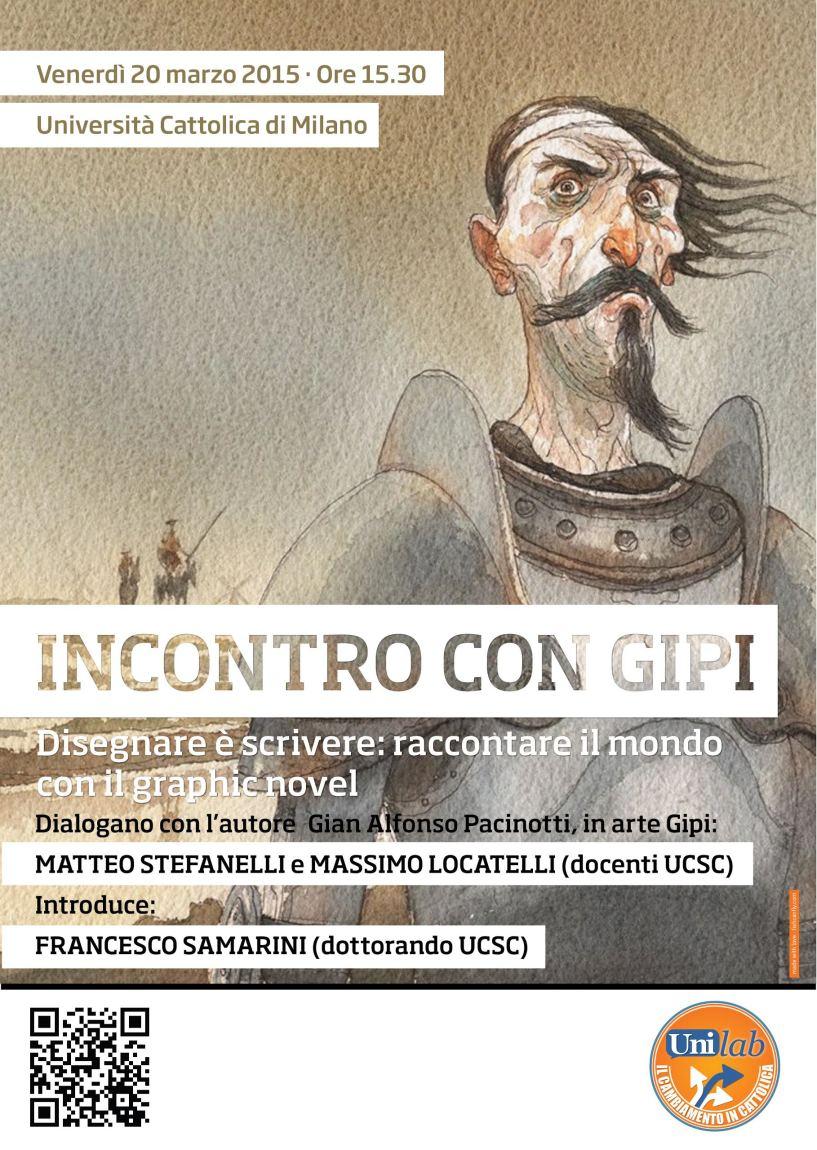 Incontro con GIPI in Università Cattolica