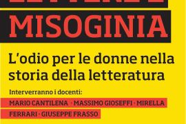 LETTERE E MISOGINIA ALL'UNIVERSITA' CATTOLICA