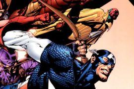 Gli Avengers in mostra a Milano