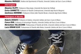 Animali e Filosofi all'Università Cattolica
