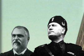 "Sorel e Mussolini: una ""liason dangereux"""