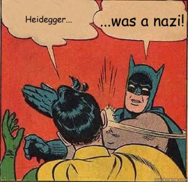 I quaderni neri di Heidegger: quando la filosofia fa notizia non è più filosofia