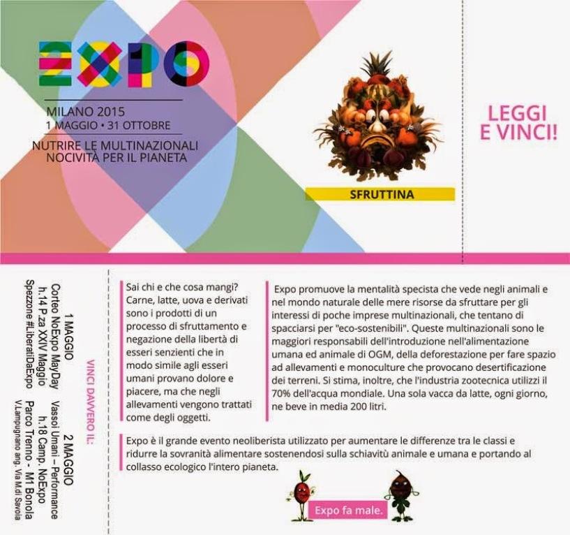 Milano devastata dall'Expo: May Day, May Day!