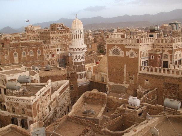 Yemen, o Arabia Felix. Oggi poi non troppo